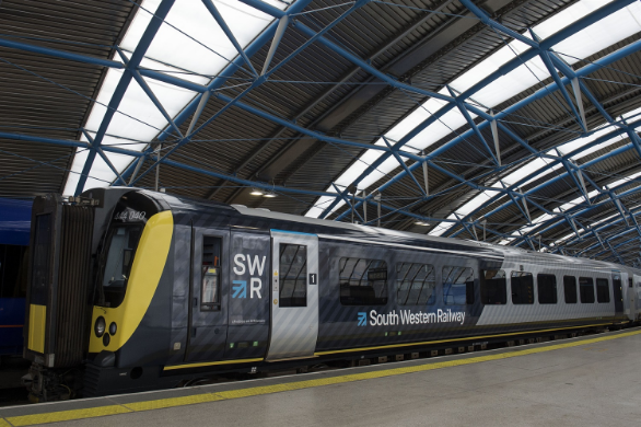 South Western Railway to become UK's first 5G railway as FirstGroup announces deal for superfast Wi-Fi on trains