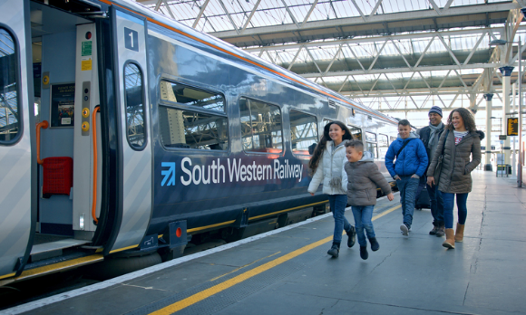 South Western Railway to become the UK's first 5G railway